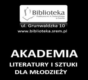 9.05.2016 - AKADEMIA LITERATURY ISZTUKI
