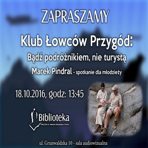 18.10.2016 - KLUB ŁOWCÓW PRZYGÓD- ZDJĘCIA