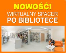 Wirtualny spacer po bibliotece